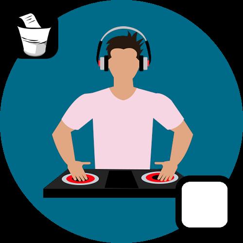 Get a DJ