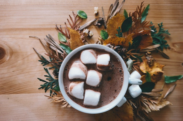 Drink Hot Chocolate with the One You Love