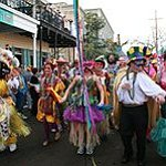 BucketList + Attend Mardi Gras (New Orleans, ... = ✓