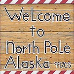 BucketList + North Pole, Alaska = ✓
