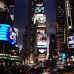 BucketList + Go To Times Square For ... = ✓
