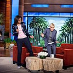 BucketList + Do The Ellen Dance Dare = ✓