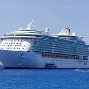 Cruise Ship off to the Carribean Islands #travel