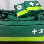 BucketList + Become Trained In First Aid = ✓