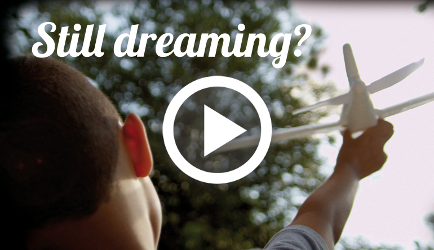 Still dreaming? Turn dreams into life goals