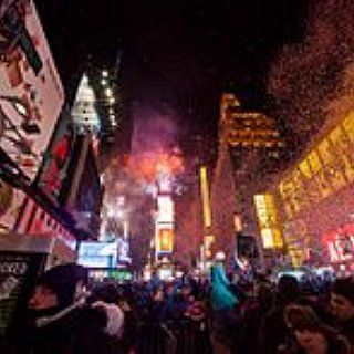 BucketList + Be In New York City For New Years