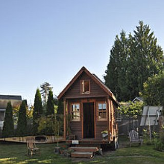 BucketList + Build A Tiny House.