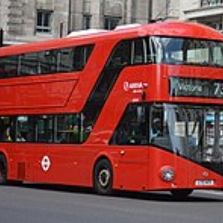 BucketList + Ride A Double Decker Bus