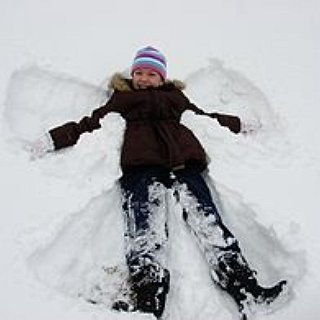 BucketList + Make Snow Angels