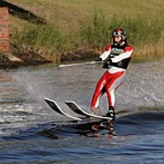 BucketList + Try Water Skiing