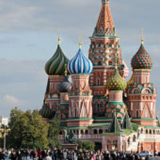 BucketList + See Red Square In Moscow Russia
