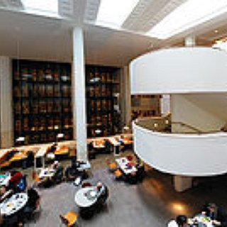 BucketList + Work At/Visit The British Library.