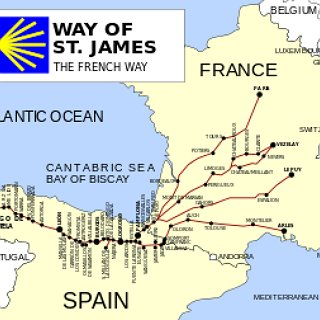 BucketList + Walk The Camino De Santiago In Spain