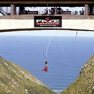 BucketList + To Do The World's Highest Bungee Jump