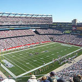 BucketList + Go See The Patriots Play