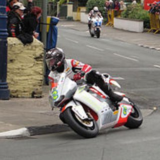 BucketList + Watch Isle Of Man In Person And Ride The Track