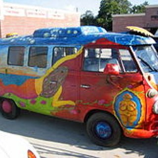 BucketList + Own A Volkswagen Bus