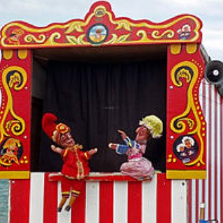 BucketList + Watch A Punch And Judy Show