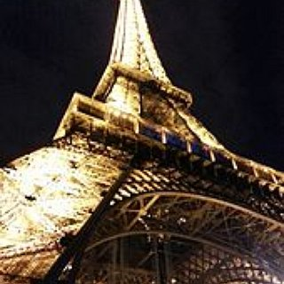 BucketList + To Visit The Eiffel Tower