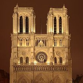 BucketList + Visit Cathedral Notre Dame De Paris