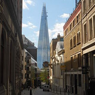 BucketList + Eat At The Shard, London