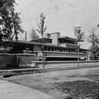BucketList + Visit Frank Lloyd Wright's Robie House (Hyde Park, Chicago, Il)