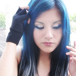 BucketList + Dye My Hair Blue