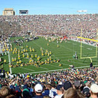 BucketList + Notre Dame Vs. Usc Football Game In South Bend, Indiana