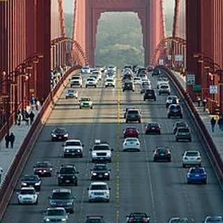 BucketList + Visit The Golden Gate Bridge.