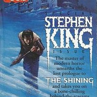 BucketList + Read All Of Stephen King's Books