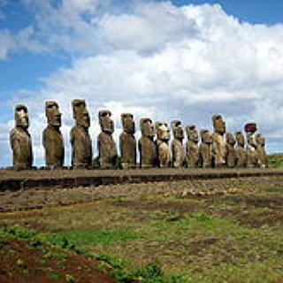 BucketList + See The Statues Of Easter Island, Chile