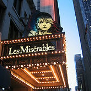 BucketList + See Les Miserables In London