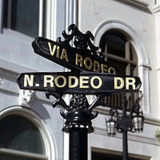 BucketList + Walk Down Rodeo Drive