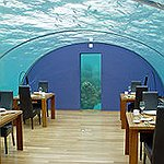 BucketList + Eat At An Underwater Restaurant = ✓