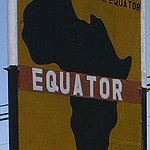 My life goal is... Stand on the Equator
