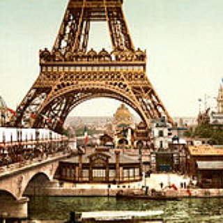 BucketList + Visit Paris France