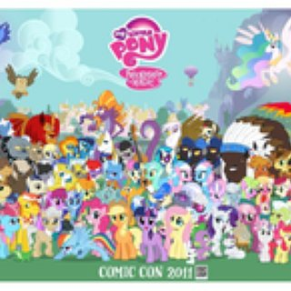 BucketList + Have At Least My 10 Artwork To Be Featured On Equestria Daily.