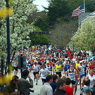 BucketList + Run Boston Marathon