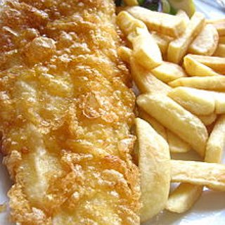 BucketList + Eat Fish And Chips In England