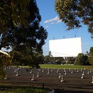 BucketList + Build A Drive-In Movie Theater.
