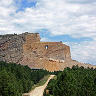 BucketList + See The Crazy Horse Monument