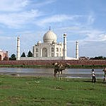 BucketList + Visit The Taj Mahal = ✓
