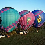 BucketList + Go On A Hot Air ... = ✓
