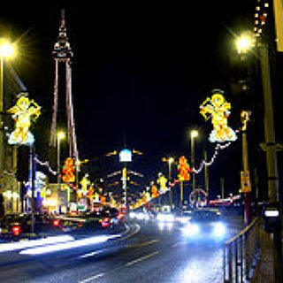 BucketList + See The Blackpool Lights