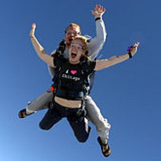 BucketList + I Want To Skydive And Shout From The Clouds