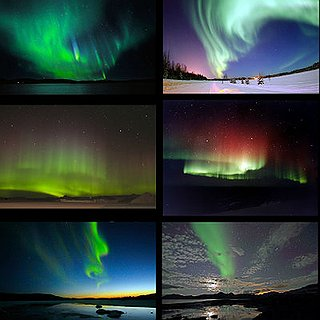 BucketList + See The Northern Lights From Nthe North Coast Of Iceland