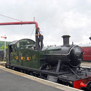 BucketList + Travel On A Steam Train
