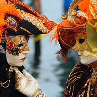 BucketList + Go To The Carnival In Venice