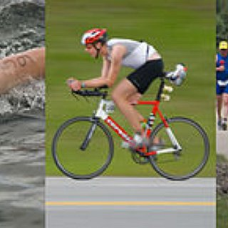 BucketList + Enter A Sprint Triathlon