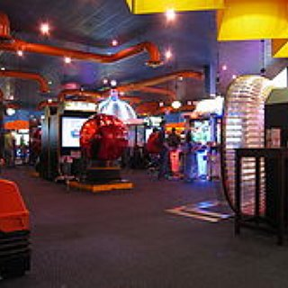 BucketList + Go To Dave & Busters